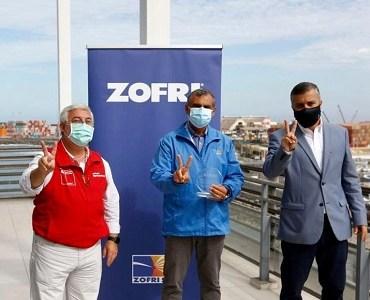 En contexto de crisis sanitaria y económica Zofri adelantó la distribución de recursos correspondiente al 15% de sus ingresos bruto