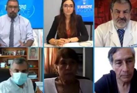 """""""Tu municipio a las 12"""", espacio de conversación de la IMI, tendrá edición especial sobre vacunación contra el covid-19"""