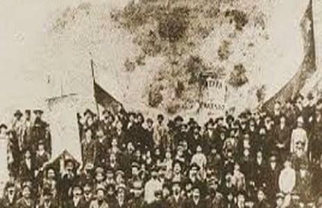 """Centenario de la Masacre de """"San Gregorio"""": La primera ocurrida durante presidencia de Arturo Alessandri"""
