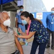 Salud Municipal de Iquique ha inoculado a más de 10.000 personas contra el Covid-19