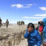 Fiscalía de Bolivia investiga vulneración de derechos humanos de bolivianos varados en Colchane en abril del 2020.