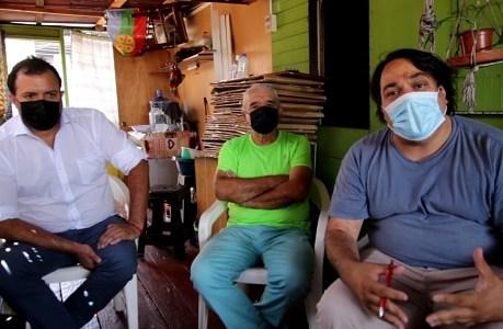 """""""Operación Cavancha"""": Califican de """"montaje"""" violento allanamiento a vivienda de matrimonio de adultos mayores"""