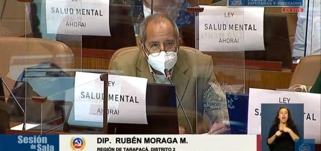 Diputado Moraga exige explicaciones por programa de formación ciudadana de la Armada en escuelas y liceos