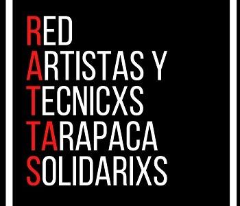Artistas y Técnicos de Tarapacá salen a la calle y exigen compromiso de autoridades con la cultura