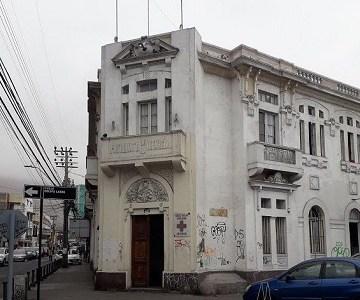 Inician expedientes para que edificio de la Cruz Roja, que albergó al Patronato de la Infancia, pueda  ser declarado Monumento Histórico