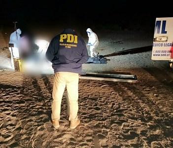 PDI investiga el hallazgo de cadáver N.N. de mujer extranjeraencontrado en el sector ex vertedero de la comuna de Colchane