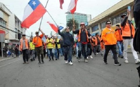 Unión Portuaria de Chile anuncia paralización progresiva ante requerimiento de Piñera al TC  por tercer retiro del 10%