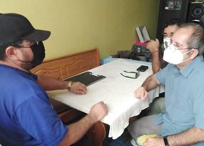 Diputado Moraga respalda acciones de Sindicato 2 de Cosayach por vulneración de derechos laborales