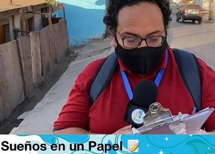 """Concurso """"Sueños en un papel"""" del barrio """"Jorge Inostrosa"""", (*) premió a niños y jóvenes que se expresaron a través de dibujos"""