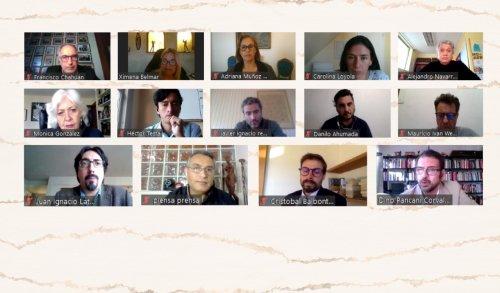 Comisión DD.HH quiere reactivar trámite de proyecto que resguarde la labor de los periodistas y comunicadores