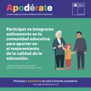 Apodérate: consulta ciudadana busca conocer la experiencia de centros de padres en pandemia