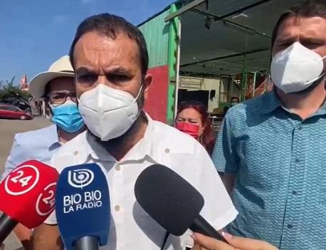 """Hugo Gutiérrez: """"El que va a resolver si soy o no constituyente es el pueblo y no un fiscal""""."""