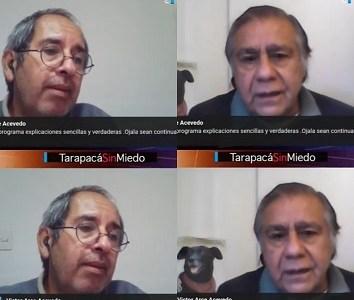 """Diputado Moraga y Juan Andrés Lagos analizaron históricas elecciones: """"El pueblo chileno no soltará la idea de un cambio radical"""""""