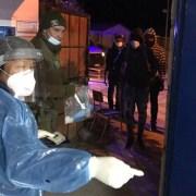 Enfrentamiento en territorio boliviano, termina con migrante baleado cuando intentaba ingresar a Chile por Colchane