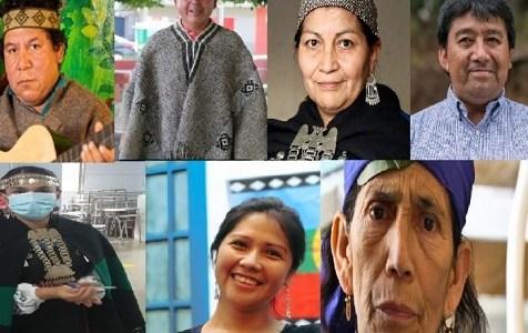 Constituyentes mapuche proponen a Elisa Loncón Antileo para presidir la Convención Constitucional