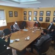 Sobre el futuro de la Zona Franca y de Iquique, Asociación Usuarios Zofri dialogó con el alcalde Mauricio Soria
