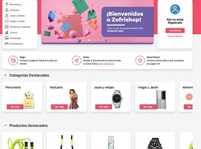 Lanzaron marketplace ZOFRISHOP, plataforma de comercio electrónico como proceso de transformación digital