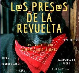 """Bandas rockeras convocan a tocata por libertad de presos de la revuelta bajo consigna, """"Iquique se encuentra y no se rinde"""""""