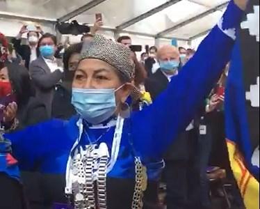 Quién es Elisa Loncón, la profesora mapuche que fue elegida presidenta de la Convención Constitucional