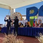 Gobernador Regional anuncia dos grandes proyectospara la Provincia del Tamarugal: Sede de la UNAP y Hospital