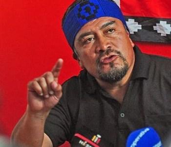Héctor Llaitul, líder de la CAM y inexplicable error que dio por muerto a hijo. Hecho grave donde comunero de la organización mapuche resultó abatido