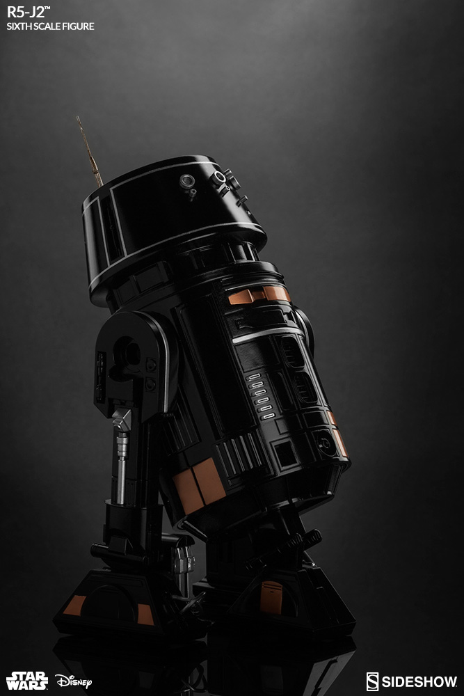 STAR WARS R5J2 IMPERIAL ASTROMECH DROID 16 Action