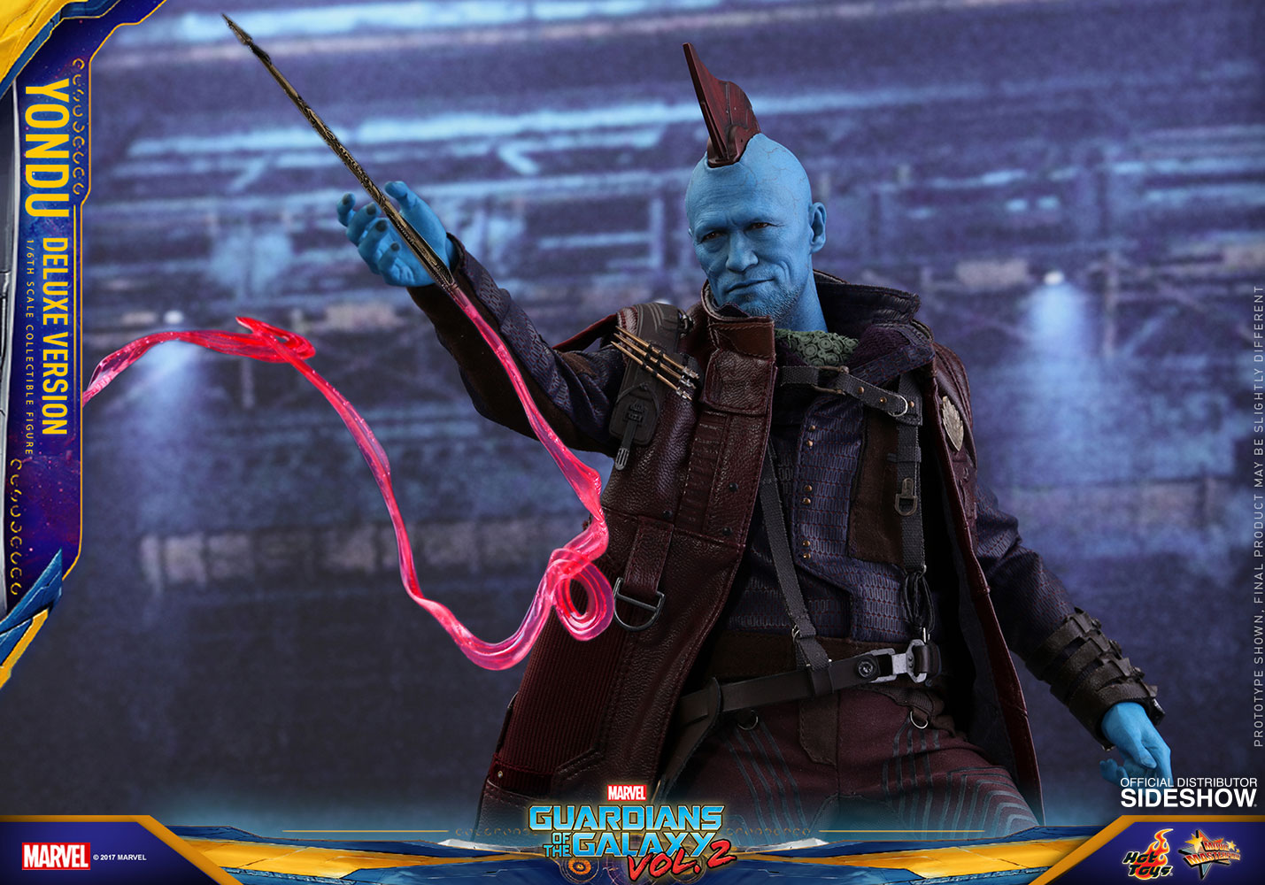 Guardians Of The Galaxy 2 Yondu Deluxe Edition 1 6 Action