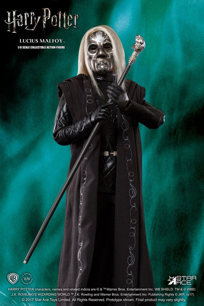 harry potter lucius malfoy