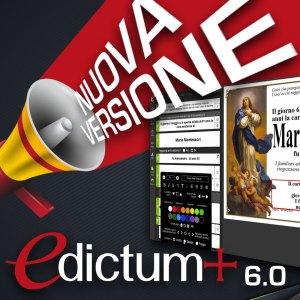 Nuova versione aggiornamento Edictum+ 6.0