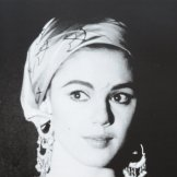Edie Sedgwick, Screen Test, ST306