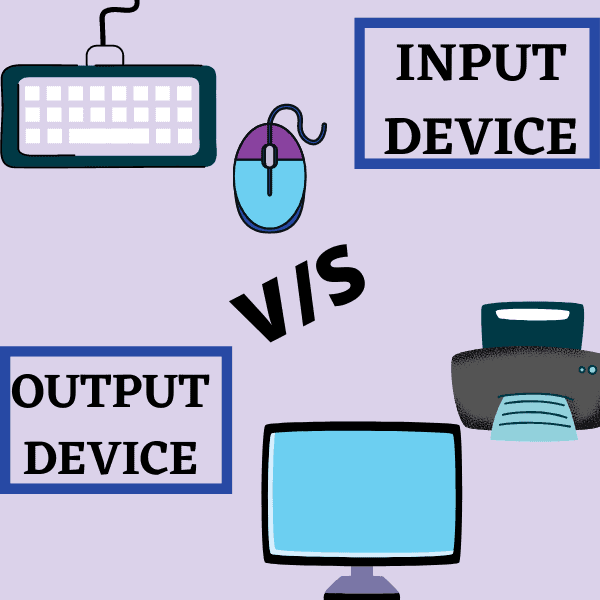 INPUT-DEVICE-AND-OUTPUT-DEVICE-OF-COMPUTER
