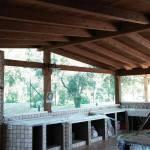 Tettoie in legno Sicilia