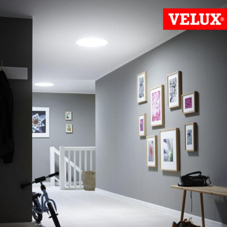 VELUX TLR Tunnel solare