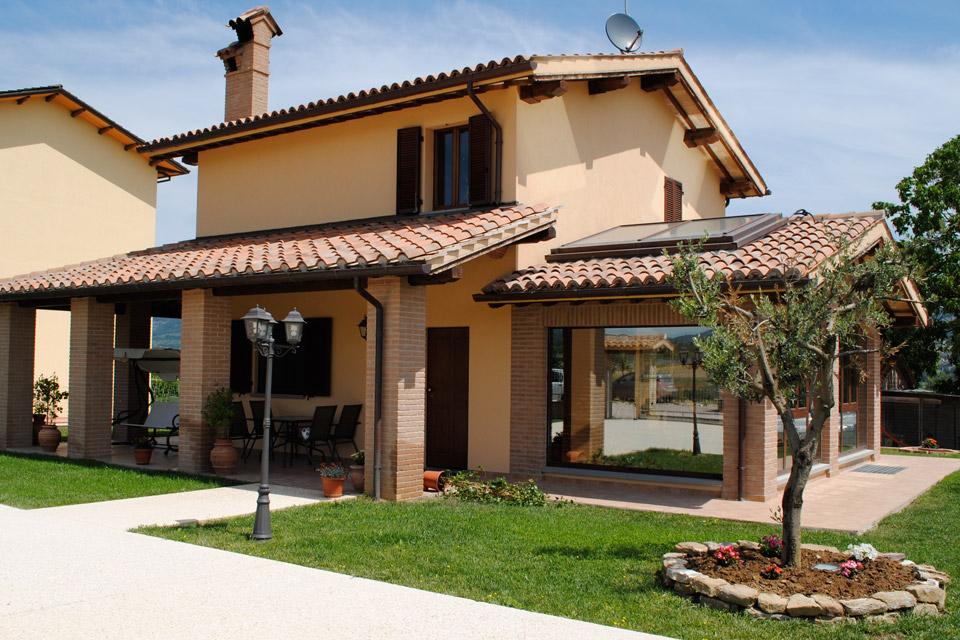 Villetta Indipendente Con Portico  Edil Group Costruzioni