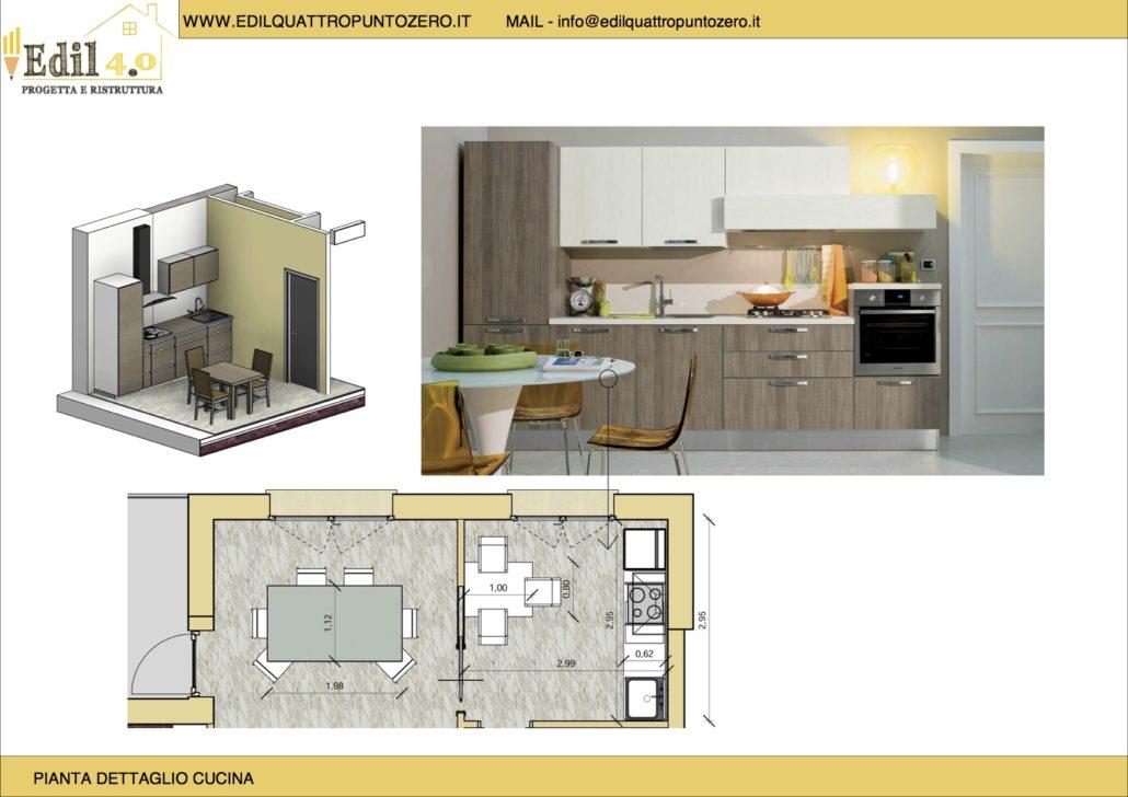 Offerta Appartamento 65 Mq  Edil Quattro Punto Zero