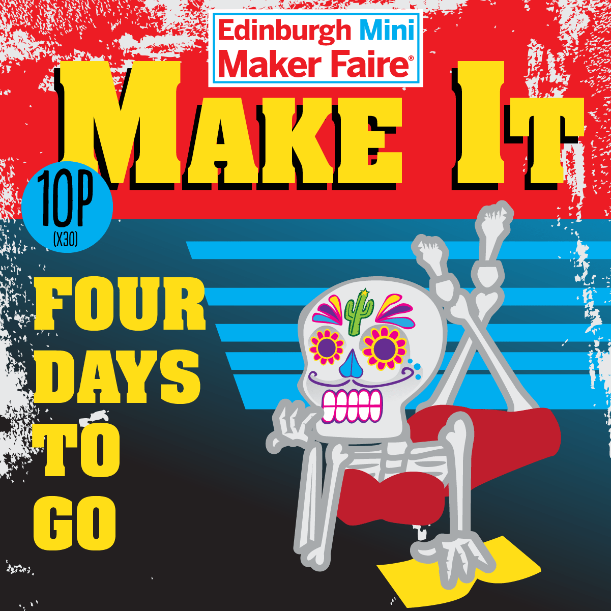 Edinburgh Mini Maker Faire Countdown Edinburgh Mini