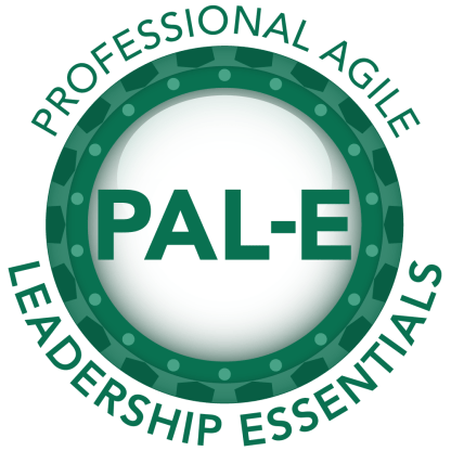 Professional Agile Leadership (PAL) Essentials Badge