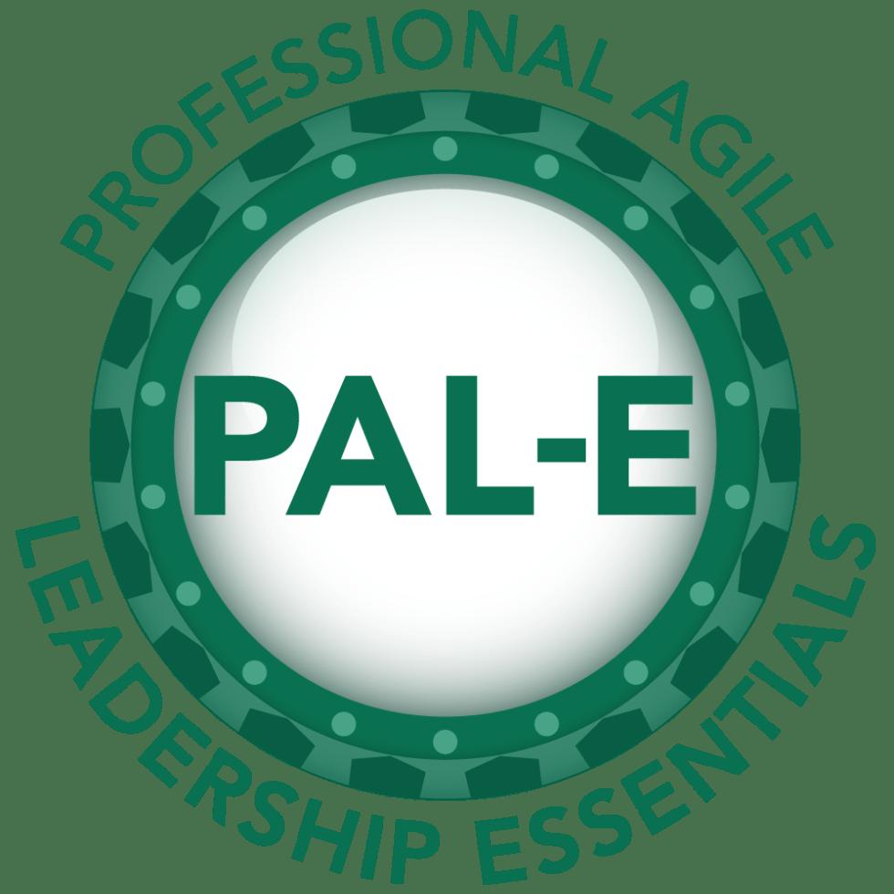 Professional Agile Leadership (PAL) Essentials Badge