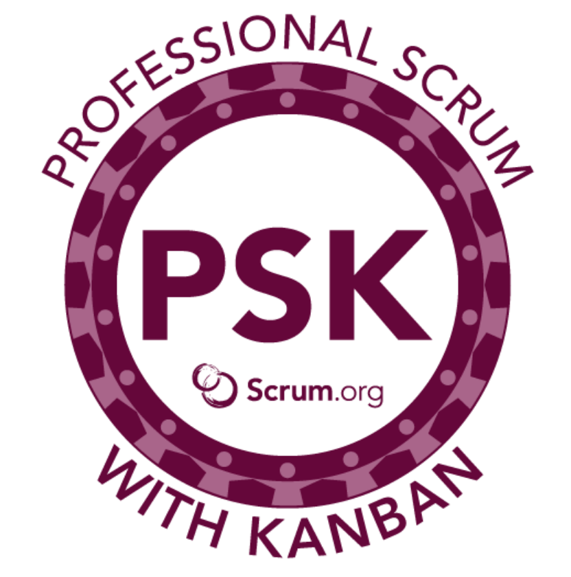 Scrum.org PSK Badge