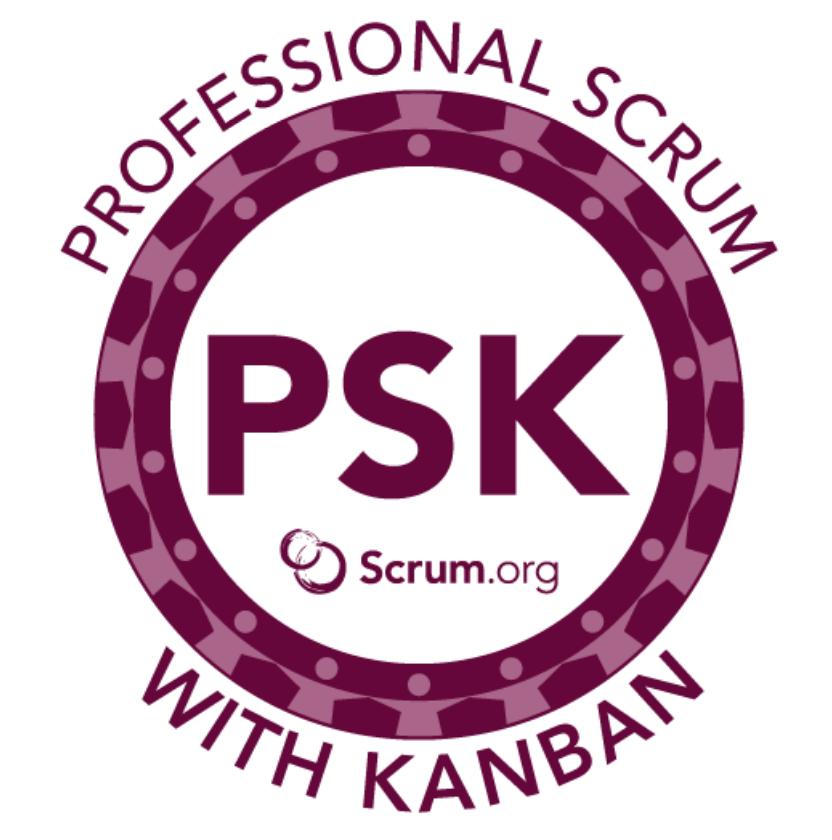 Scrum.org PSK Badge