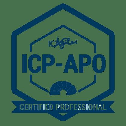 ICP-APO Badge