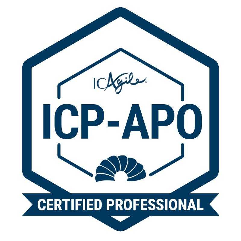 ICP-APO Badge