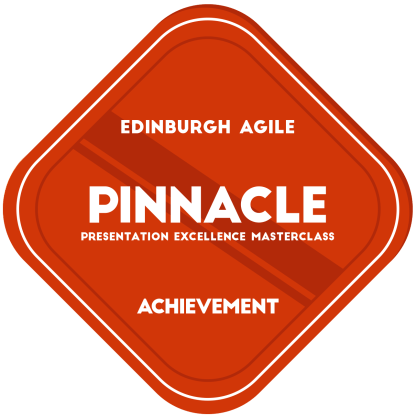Presentation Excellence Masterclass - Pinnacle Achievement