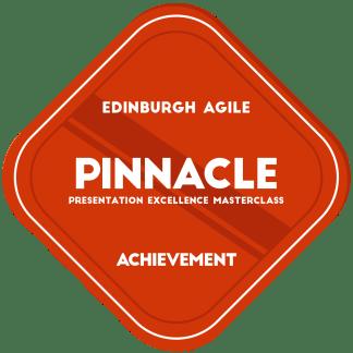 Presentation Excellence Masterclass - Pinnacle Achievement