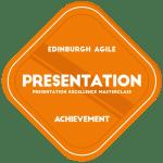 Presentation Excellence Masterclass - Presentation Achievement
