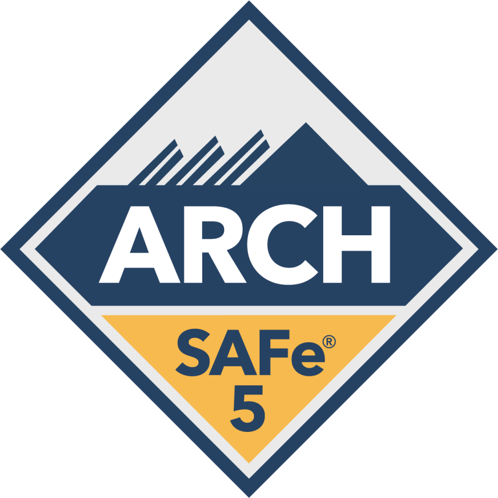 Certifed SAFe Architects