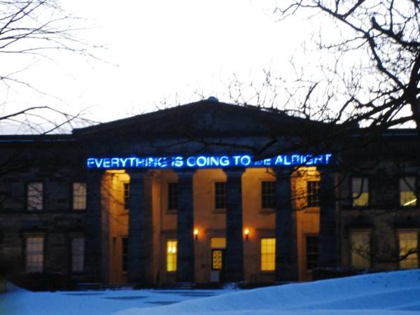 Scottish National Of Modern Art Edinburgh
