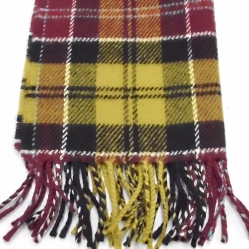 Tartan Lambswool Scarves Scottish Districts