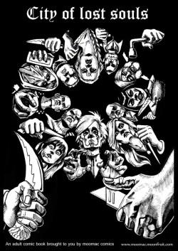 James McCulloch / Comic Haus