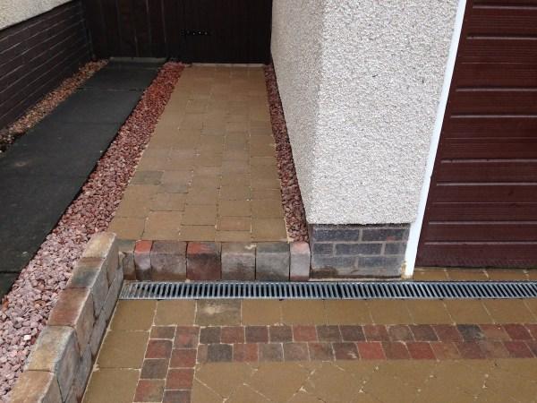 driveway drainage edinburgh